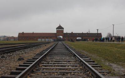 رحلتي إلى معسكر أوشفيتز للاعتقال والإبادة