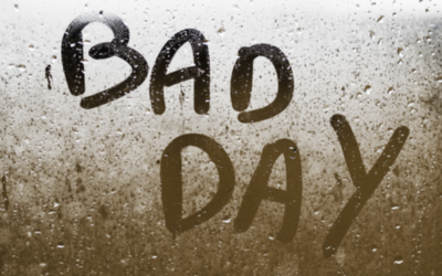 مقال: ماذا تفعل في الأيام السيئة؟