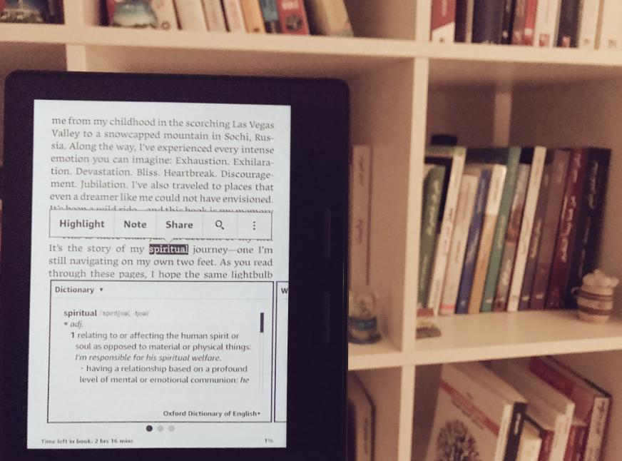 مراجعة عن Amazon Kindle!