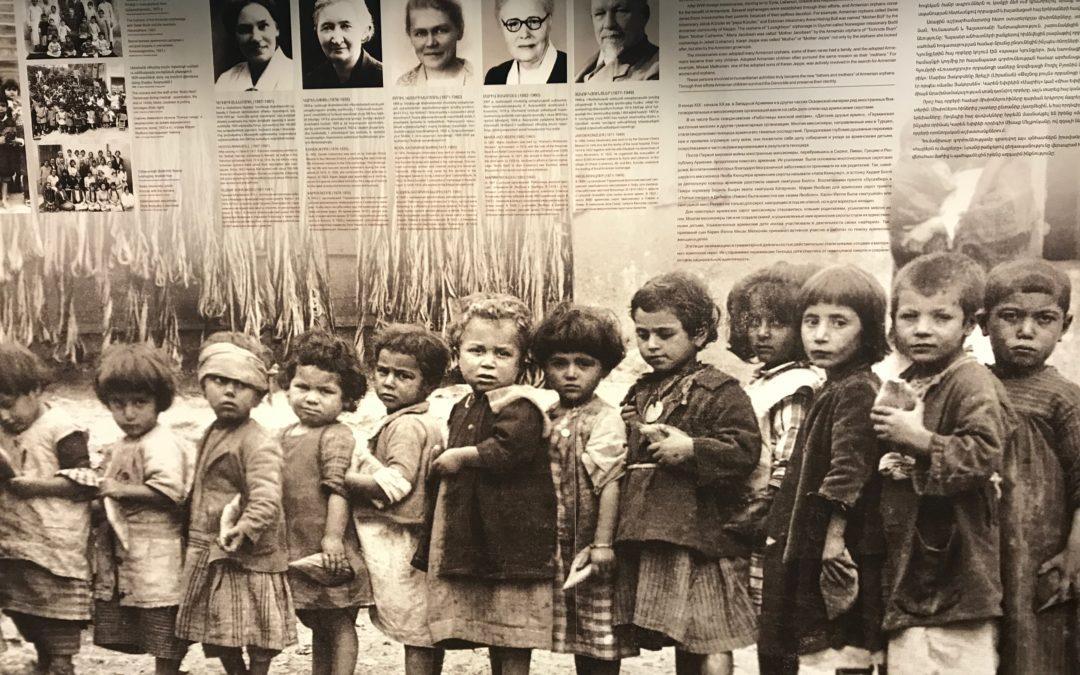 متحف ابادة الآرمن Armenian Genocide Museum