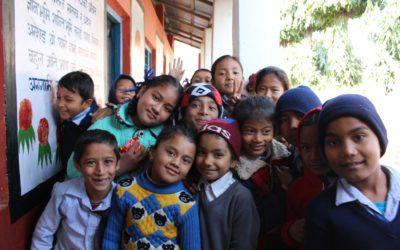 رحلتي التطوعية إلى قرية شيتوان النيبالية!